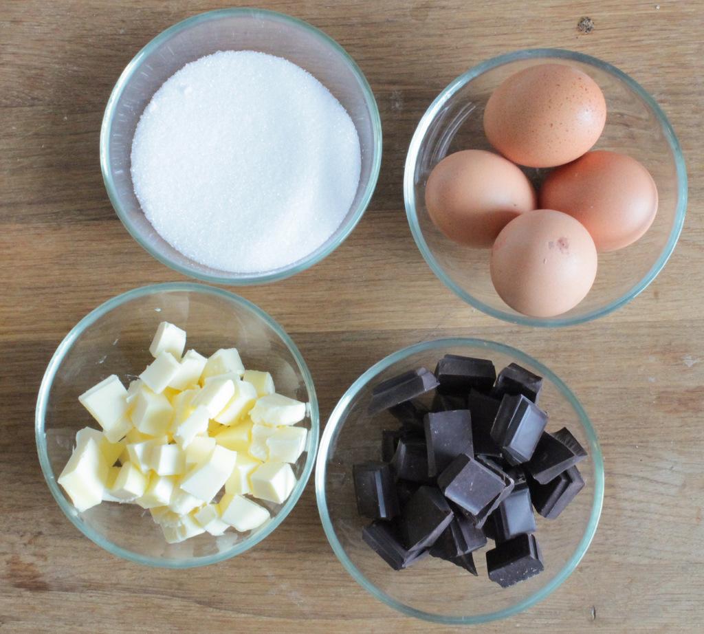 Mousse au chocolat par Christophe Felder