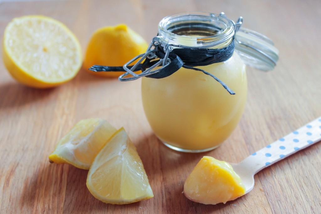 Lemon curd, crème au citron facile et inratable