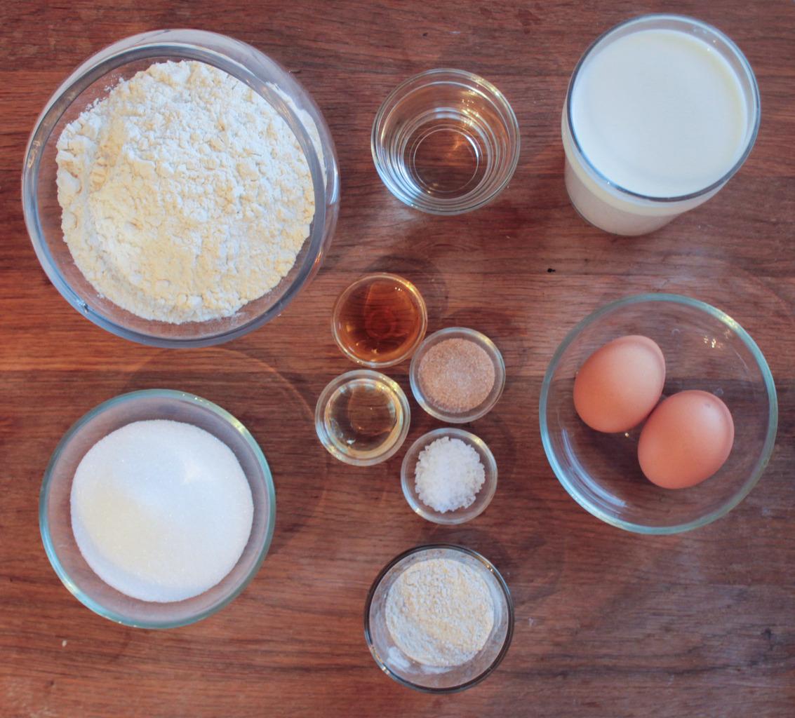 Crêpes de froment garanties 100% bretonnes