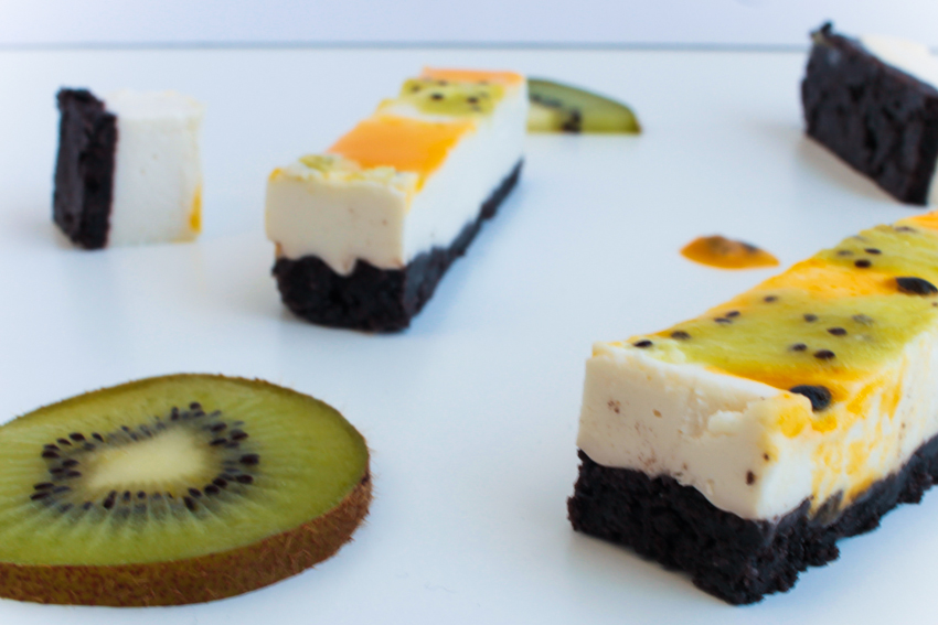Barres kiwis fruits de la passion