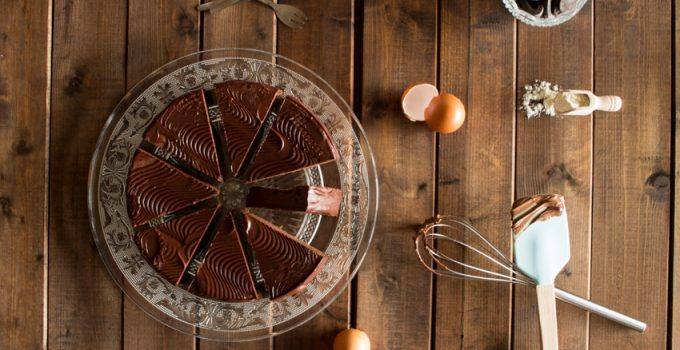 Le gâteau au chocolat gourmand de Cyril Lignac