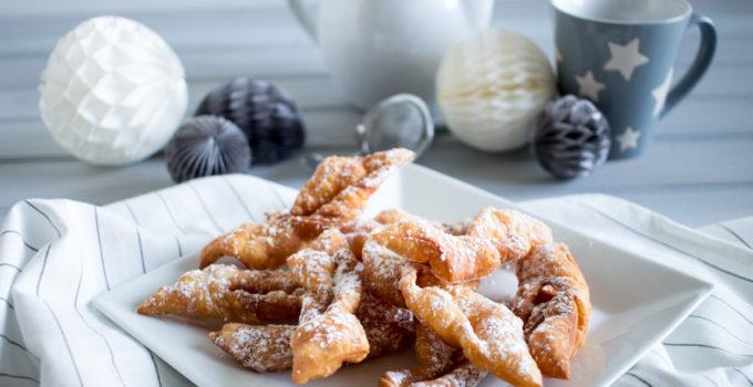 Fantaisies (ou bugnes croustillantes) pour fêter Mardi gras !