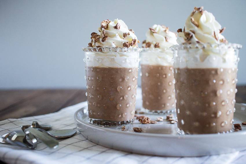 Crèmes choco-coco