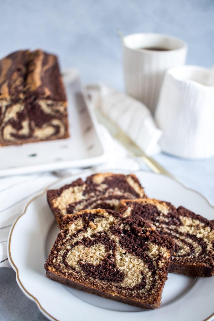 Cake marbré de François Perret