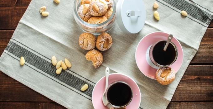 Amaretti (ou comment bien accompagner un café)