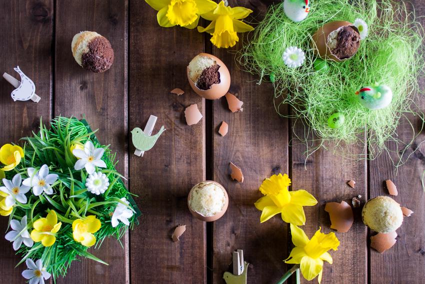 Petits œufs au chocolat et à la vanille, la recette surprenante pour Pâques