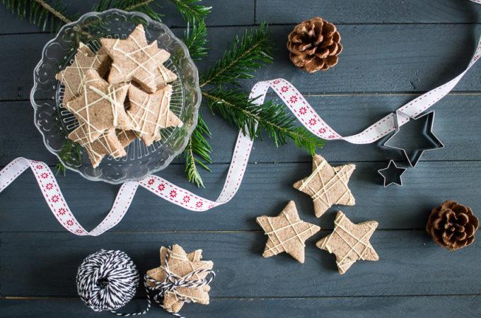 Étoiles de Noël a la cannelle