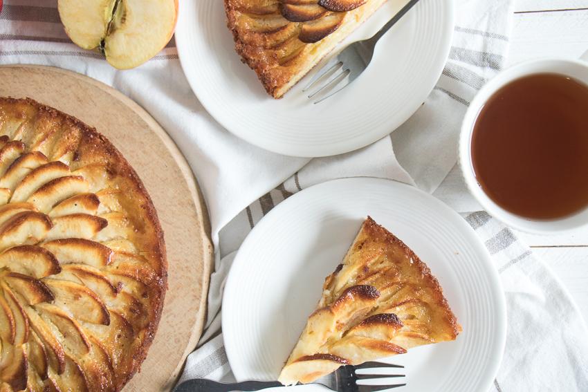 Gâteau aux pommes ultra facile !